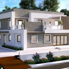 "View ""3D architectural exterior rendering"""
